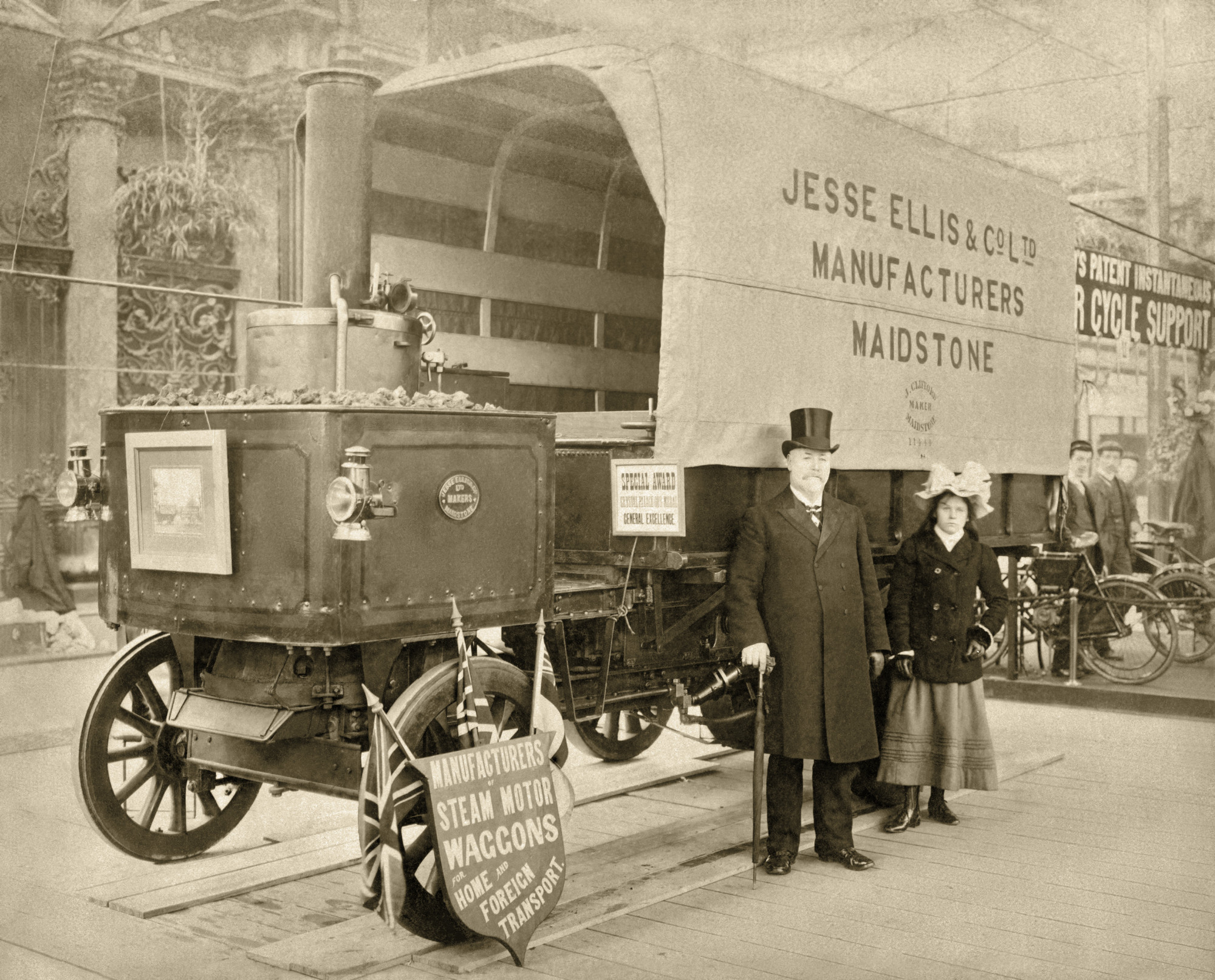 Jesse Ellis Wagons of Maidstone